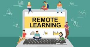 Important Information for Remote Learners